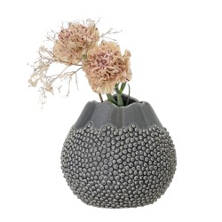 Bloomingville Stoneware Grey Vase