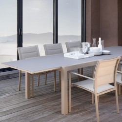 Talenti Touch Extending Outdoor Table 152-225 CM