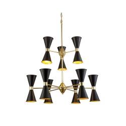 Liang & Eimil Germain Pendant Lamp - Black