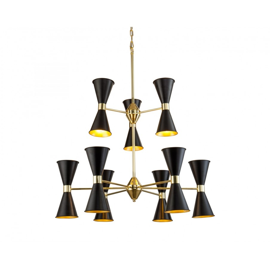Liang & Eimil Germain Pendant Lamp - Black