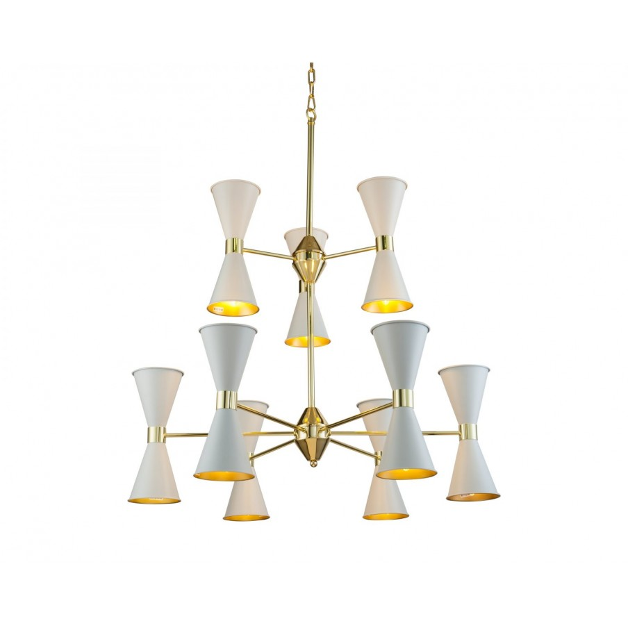 Liang & Eimil Germain Pendant Lamp - White