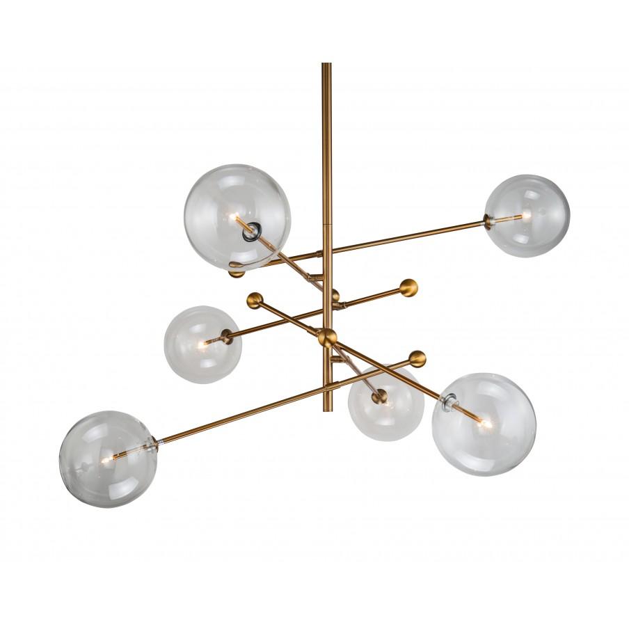 Liang & Eimil Polaris Pendant Lamp - Brass