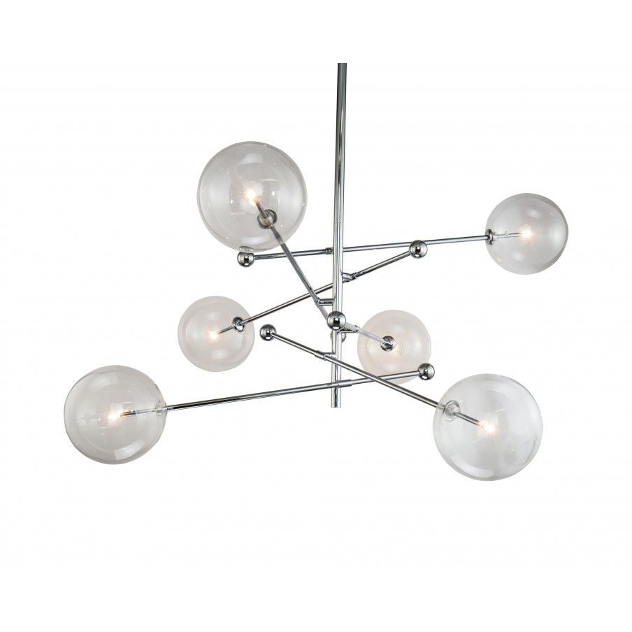 Liang & Eimil Polaris Pendant Lamp - Nickel