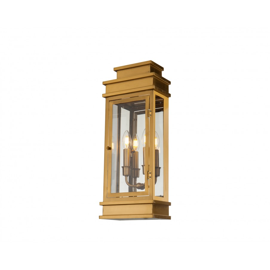 Liang & Eimil Maxim Wall Light - Brass
