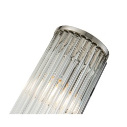 Liang & Eimil Gilbert Wall Light - Nickel