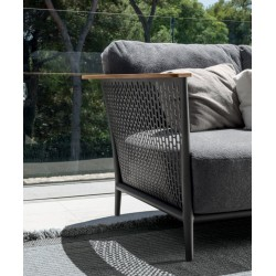 Talenti Pascal Outdoor Sofa | 3 Seater
