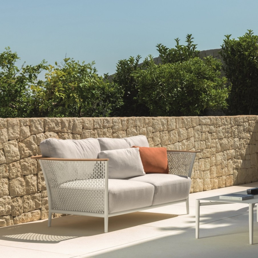Talenti Pascal Outdoor Sofa | 2 Seater