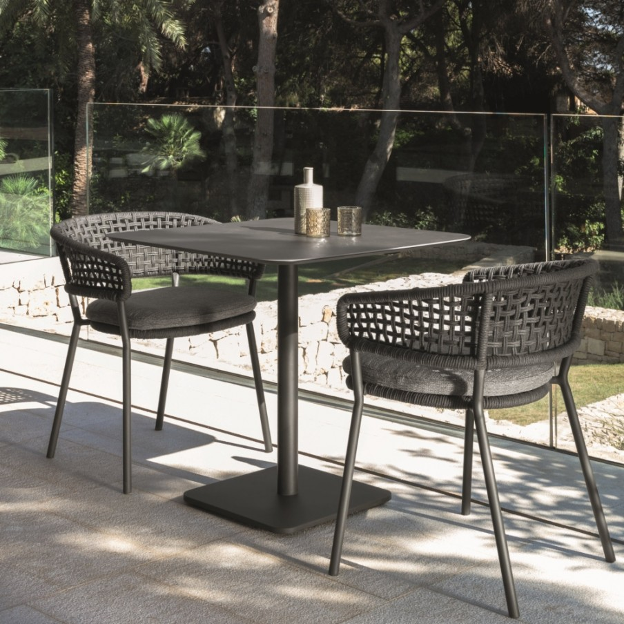 Talenti Moon Aluminium Square Table