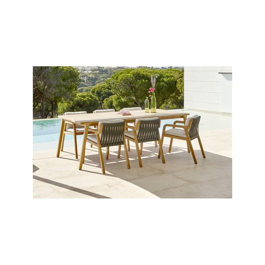 Skyline Design Flexx 10 Seat Dining Table
