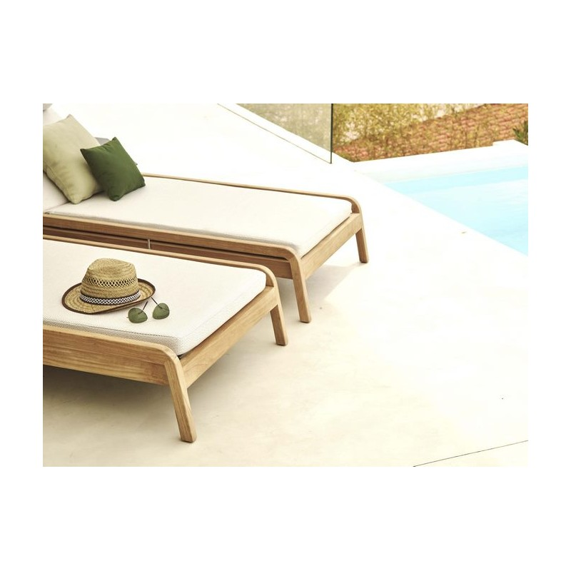 Skyline Design Single Sun Lounger
