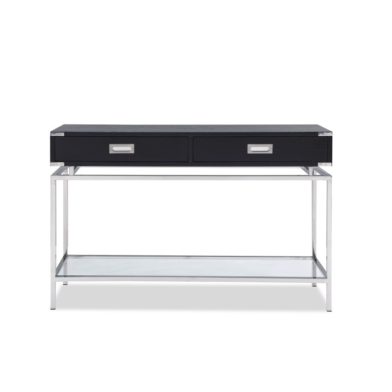 Liang & Eimil Genoa Console Table - Steel