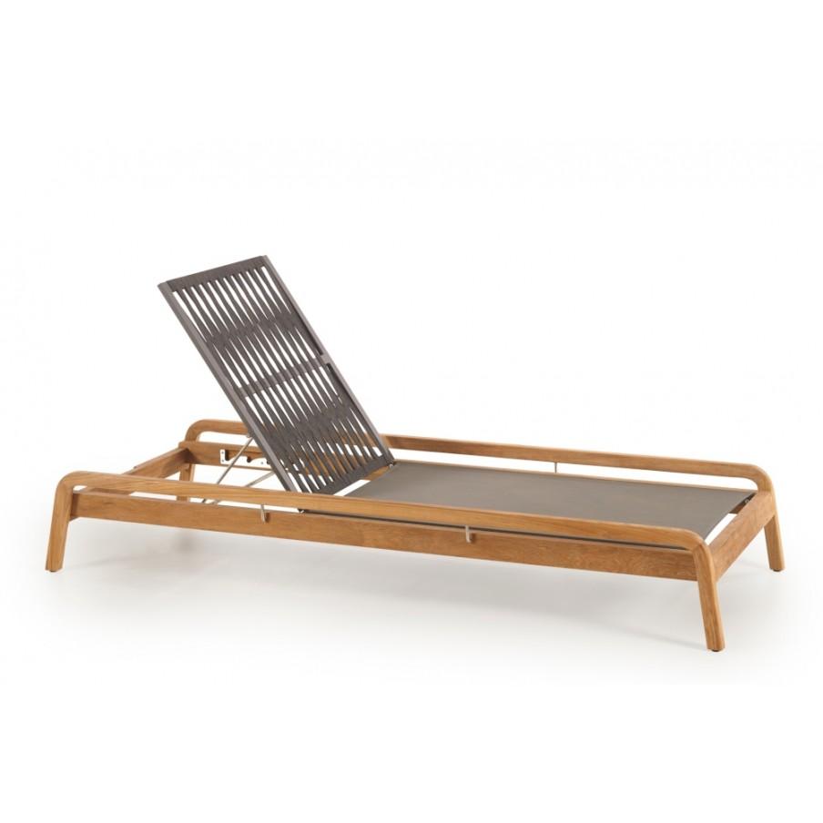 Skyline Design Single Sun Lounger