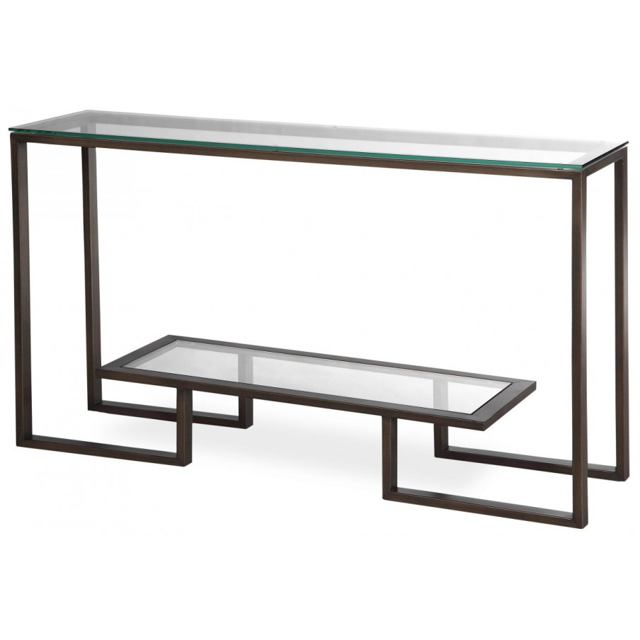 Liang & Eimil Mayfair Bronze Console Table