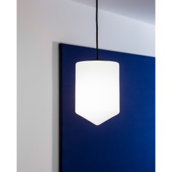 Formagenda Bullet Suspension Hanging Lamp