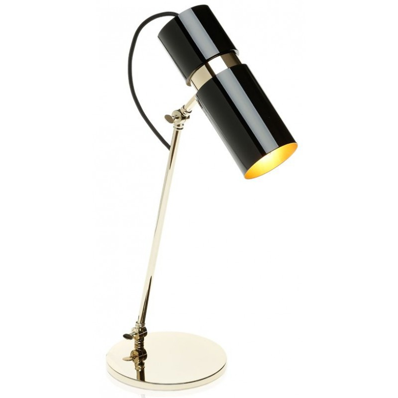 Villa Lumi Astaire Brass Table Lamp
