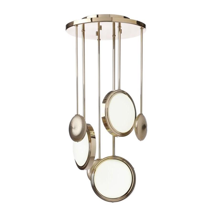 Villa Lumi Pendulum Ceiling Lamp