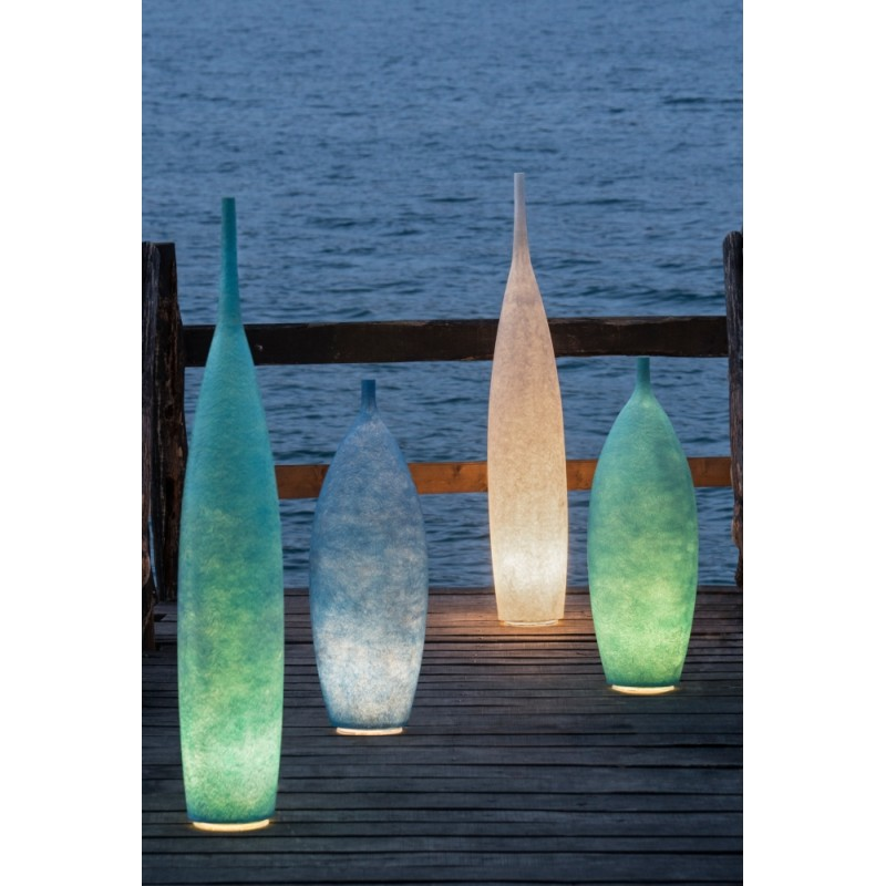 In.es-artdesign Tank 2 Outdoor Lamp