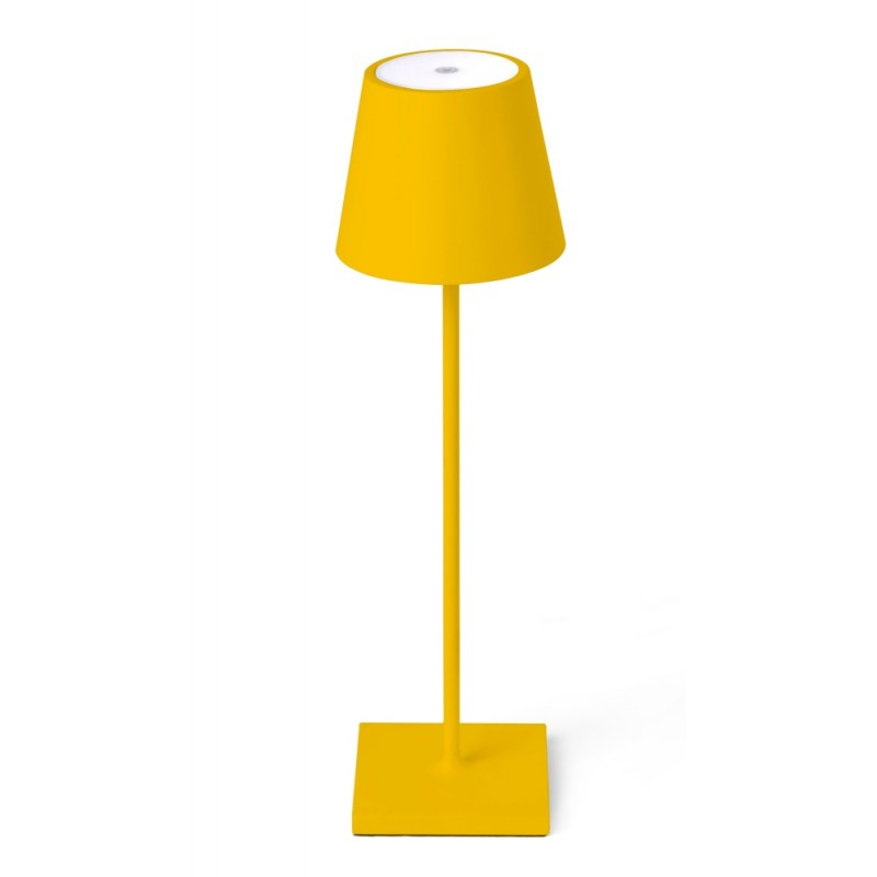 Faro Toc LED Yellow Portable Lamp