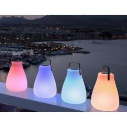 Newgarden Kurby Solar Lamp | Height 37cm