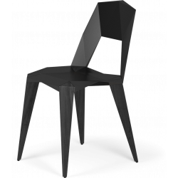 Kubikoff Pythagoras-4 Black Chair