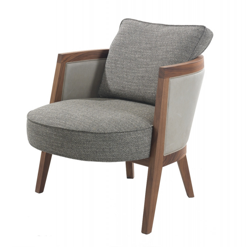 Pacini e Cappellini Coccon Occasional Chair