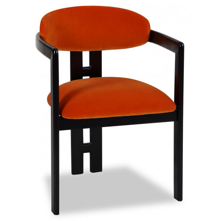 Liang & Eimil Neo Dining Chair Gainsborough Tiger Velvet