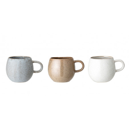 Bloomingville Addison Mug Set of Three