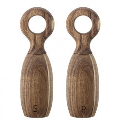 Bloomingville Salt and Pepper Mill in Acacia wood
