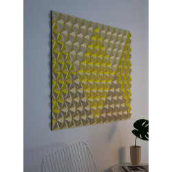 Sebastian Welzel Design Wall Sculpture GIS-1