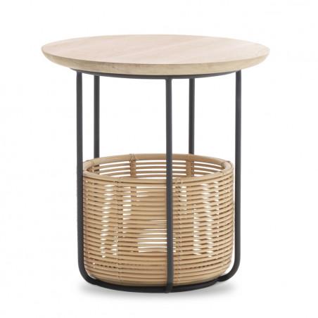 Vincent Sheppard Vivi Rattan Coffee Table 75cm