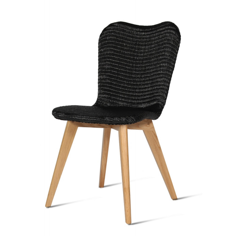 Vincent Sheppard Lily Dining Chair with Oak Legs