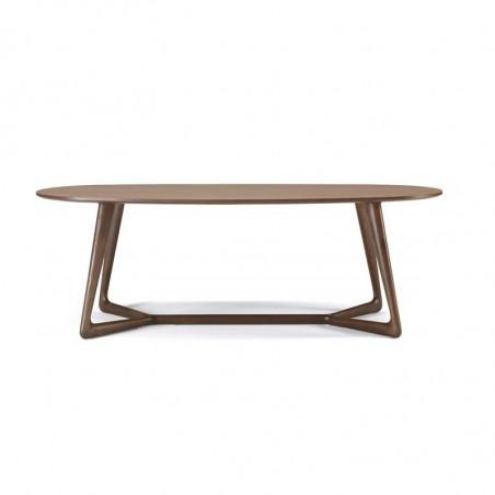 Pacini e Cappellini Cover Oval Dining Table - 220 CM x 100 CM