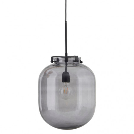House Doctor Ball Pendant Lamp Grey