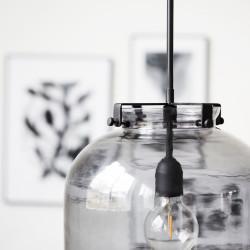 House Doctor Ball Pendant Lamp Grey