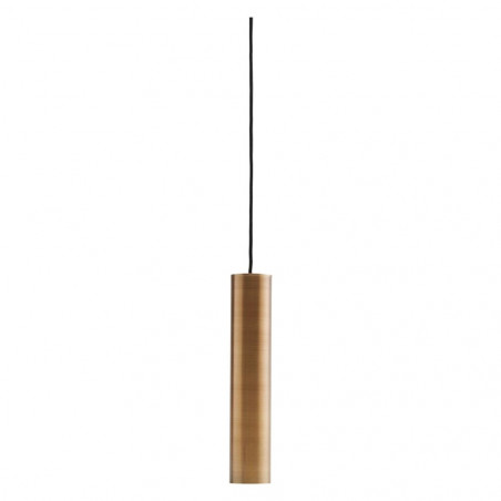 House Doctor Pin Pendant Lamp Brass 25 CM