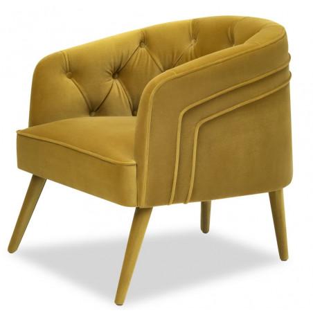 copy of Liang & Eimil Langham Lounge Chair Velvet