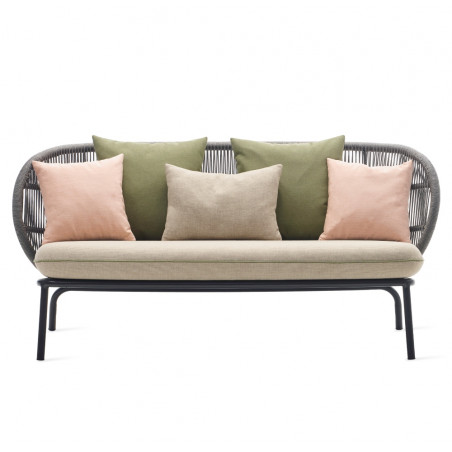 Vincent Sheppard Kodo Outdoor Sofa With Seat Cushion