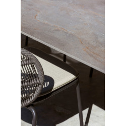 Vincent Sheppard Kodo Dining Table | Ceramic Top | 210 cm