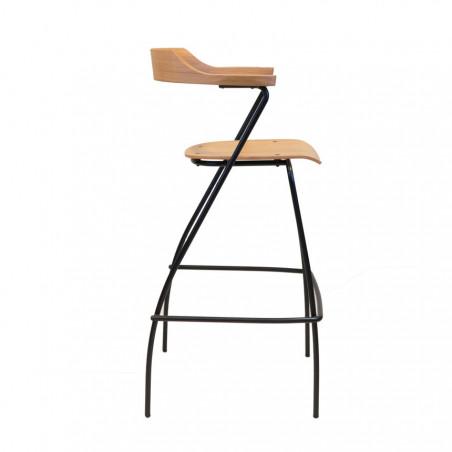 Rex Kralj Project Bar Chair in Oak