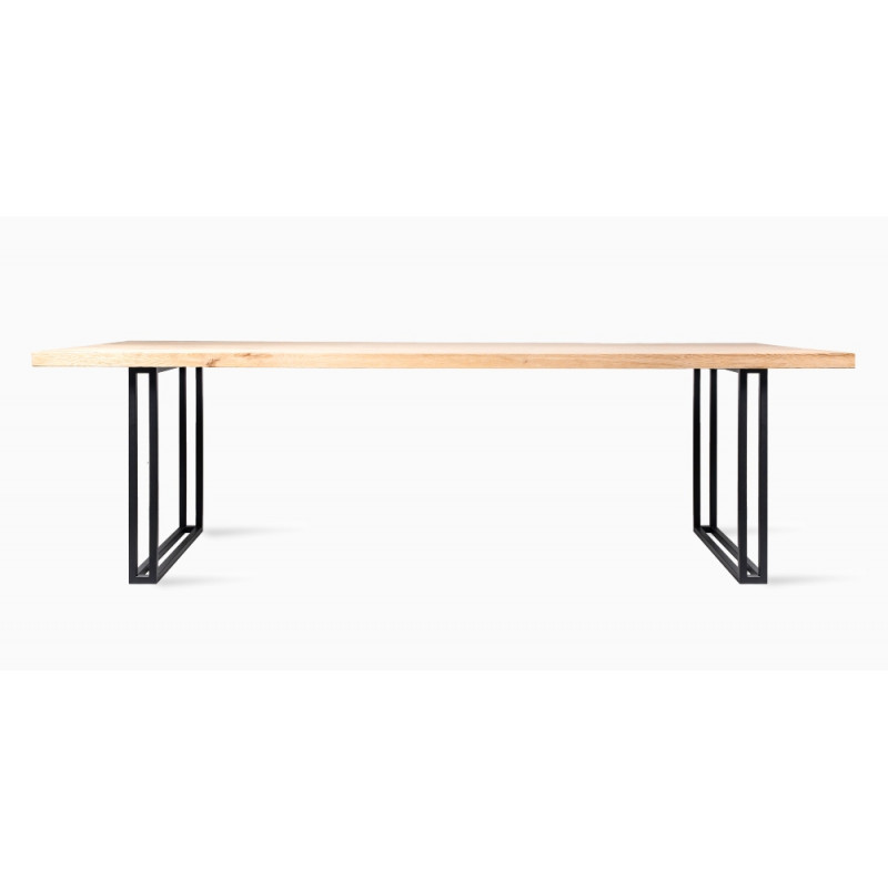 Vincent Sheppard Achille Dining Table Square Base 180 X 90 cm