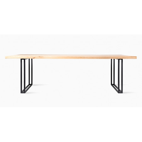 Vincent Sheppard Achille Dining Table Square Base 180 X 90 cm