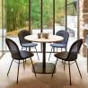 Vincent Sheppard Dorris Bistro Dining Table 110 CM