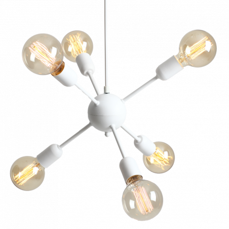 copy of Custom Form VANWERK BALL Pendant Lamp white Color