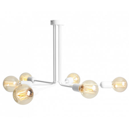 copy of Custom Form VANWERK 41 Pendant Lamp white Color