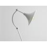 Custom Form Miller Floor Lamp white