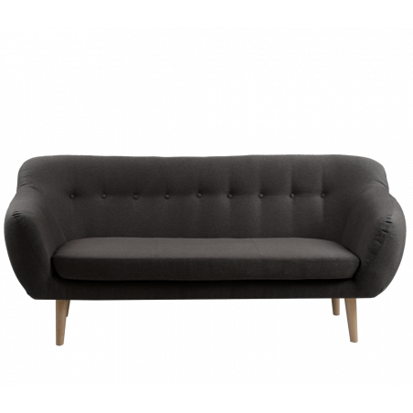 Custom Form Margaret 3 Seater Sofa in Platinum Fabric