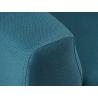 Custom Form Armchair Ambient Sea Breeze | Black Legs