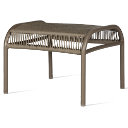 Vincent Sheppard Loop Foot Stool Taupe