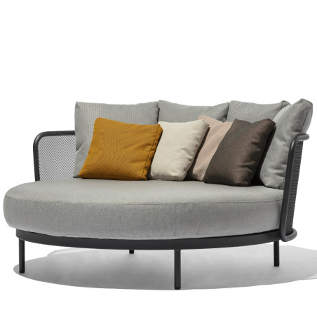 Todus Baza Round Outdoor Daybed