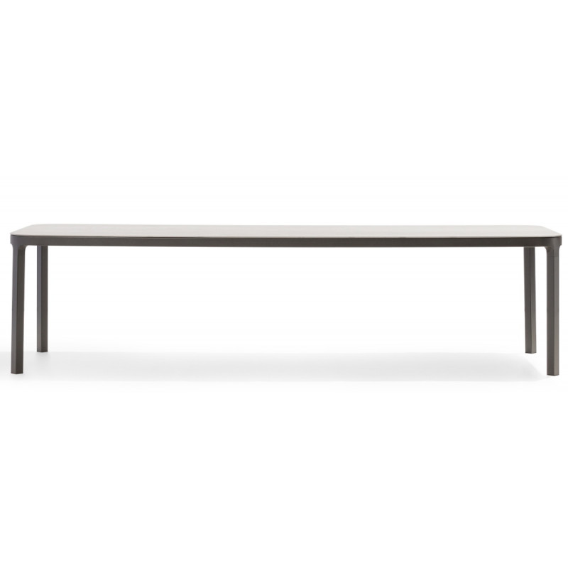 Todus Duct Outdoor Dining Table Ceramic Top 300 CM